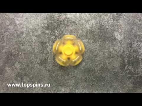 Octopus yellow spinner