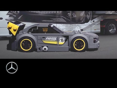 Mercedes-AMG Lego Speed Champions Tour