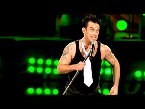 Robbie Williams - Supreme - Live at Knebworth
