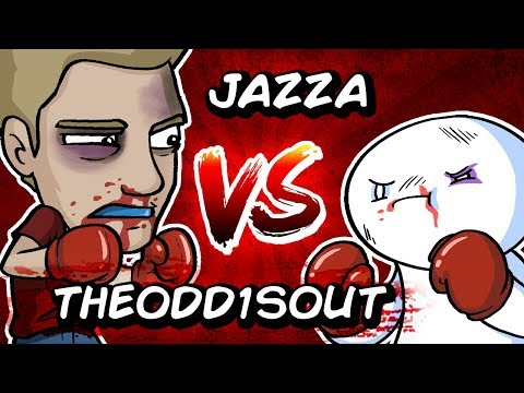 JAZZA VS. THEODD1SOUT - Its Time for a REAL Fight!!