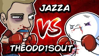 JAZZA VS. THEODD1SOUT - It's Time for a REAL Fight!!