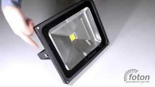Светодиодный прожектор LP 50W, 220V, IP67 Premium(Светодиодный прожектор 50W для наружного применения премиум серии, рабочее напряжение 220В. Альтернатива..., 2014-10-31T09:12:18.000Z)