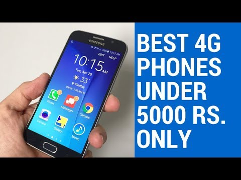 Best 4G Phone Under 5000 | World Cheapest 4G Phone | Hindi |