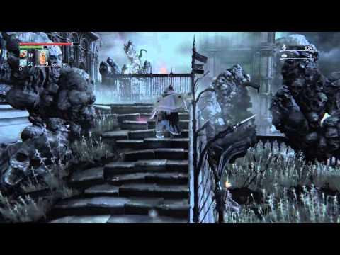 Bloodborne: Naked Gun (Final)