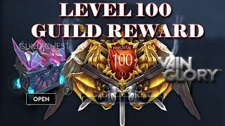 Level 100 Guild Chest Opening - Vainglory 3.0