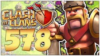Clash Of Clans Part 578: Barbarenkönig auf Level 11 verbessern