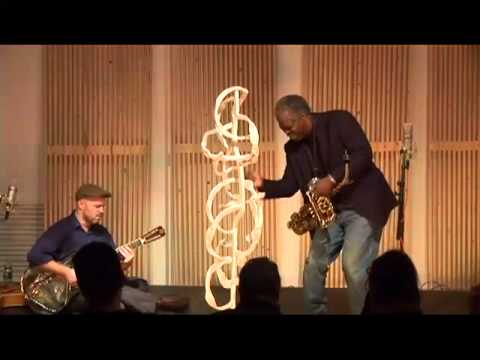 Joe Mcphee and Clifton Hyde Duet - NEW FORMS AND SOUNDS