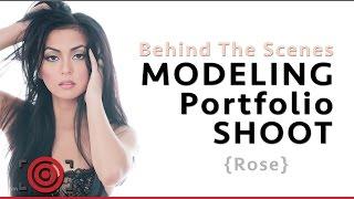 Video Behind the scenes at a Modeling Portfolio Shoot download MP3, 3GP, MP4, WEBM, AVI, FLV Juni 2018