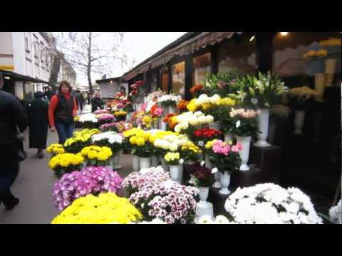 Riga In Your Pocket - Central Market Riga (Centrāltirgus)