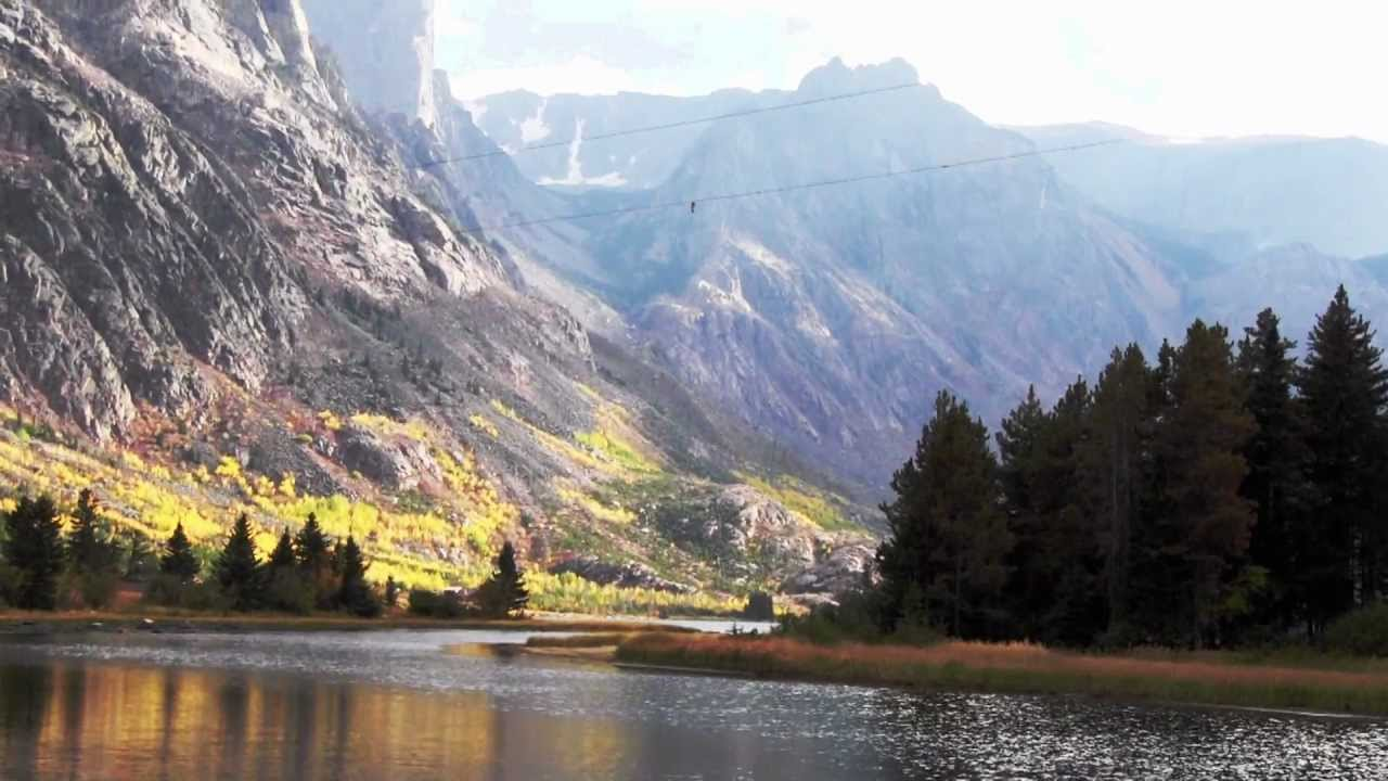 Montana Landscape - Fall 2012 - YouTube