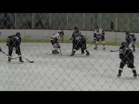 U of D JV Hockey vs Plymouth 1 6 18
