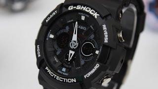 часы с Китая Casio G-Shock GA-200 настройка .(Кто знает как настроить будильник что бы каждый час сигналил? Напишите. Да кому интересно смотрите у меня..., 2015-01-29T23:21:20.000Z)