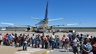 Hosea Kutako International Airport, Windhoek, Namibia