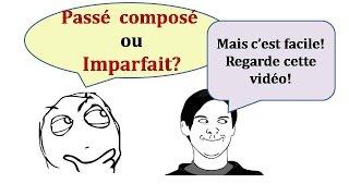 Уроки французского #72: Imparfait vs Passé composé. Случаи употребления