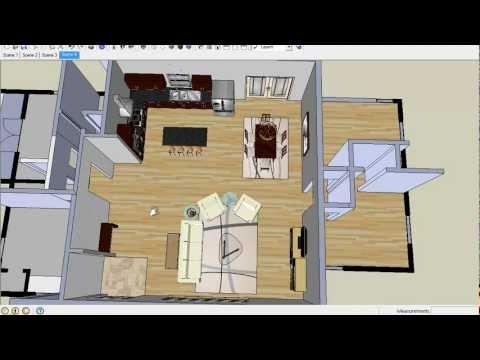 How To Arrange Furniture in Open Floor Plans