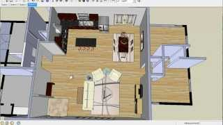 How To Arrange Furniture In Open Floor Plans
