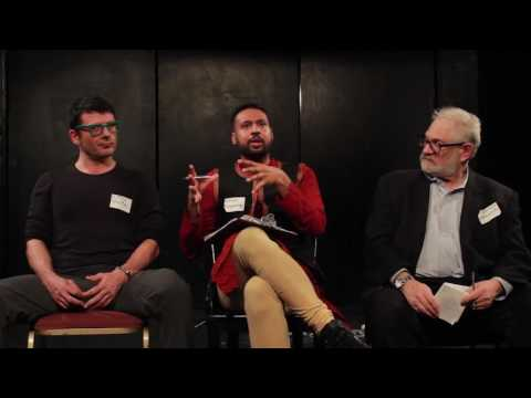 Voyager Panel Discussion // January 10th, 2017 // The Kraine Theater