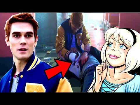 Sabrina The Teenage Witch Heading To Riverdale? Who Killed  Fred Andrews? -Riverdale Season 2