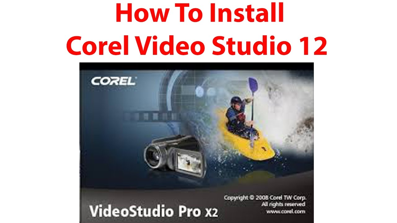 Corel videostudio pro x2 full 2008 pc download free software.