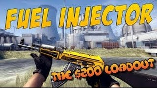 CSGO - The Best $200 Loadout ( INCLUDES KNIFE )