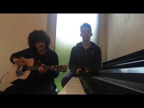 Shape of my Heart Cover - Achille & Iskander
