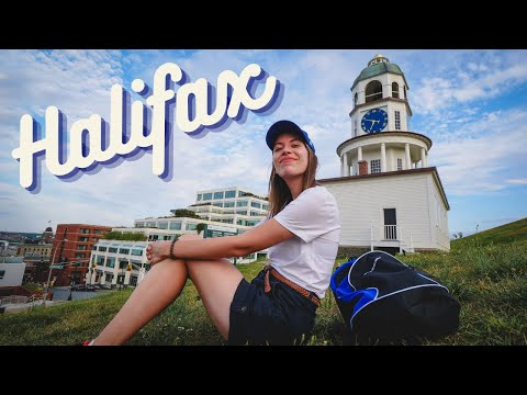 HALIFAX TRAVEL GUIDE | 25 Things TO DO in Halifax, Nova Scotia, Canada