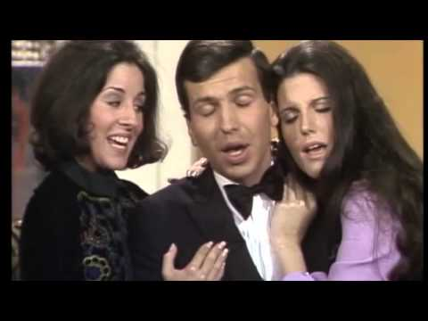 Deana Martin with Frank Sinatra Jr. & Lucie Arnaz - Michelle Dellafave appearance