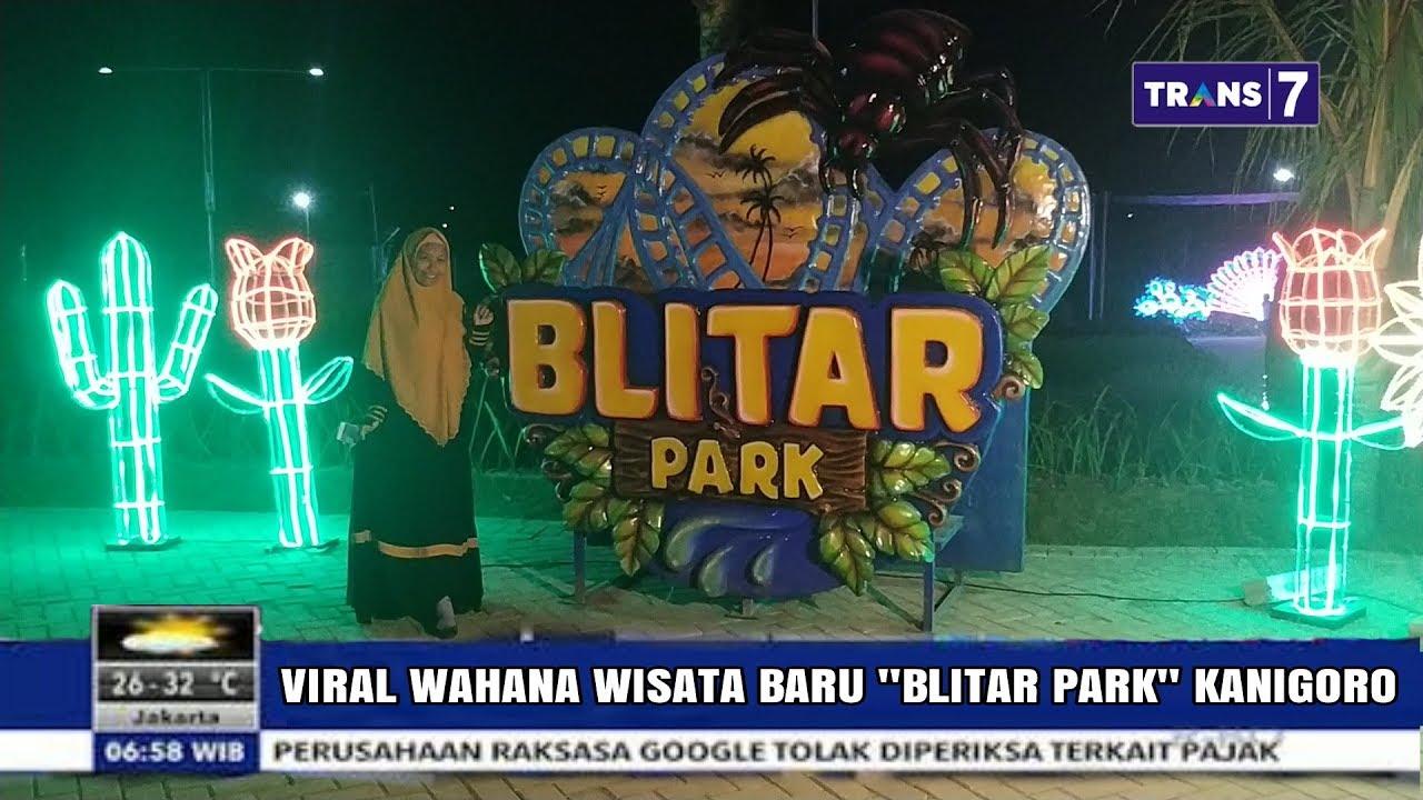 Blitar Park Wahana Wisata Baru Di Garum Dengan Tiket 125ribu Ini Dia Wahana Yg Bisa Dinikmati