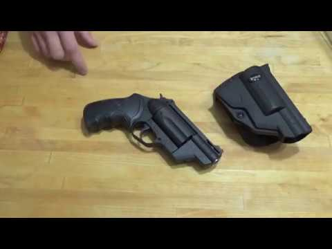 Fobus Taurus Judge TAPD Holster Overview