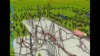 RCT3-Roller Coaster Tycoon 3 Deluxe Edition-Jr  Coaster (especial edition)