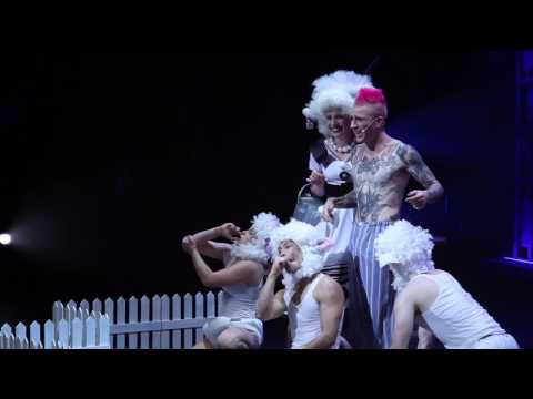 Circus Oz - Model Citizens 2017 promotional video