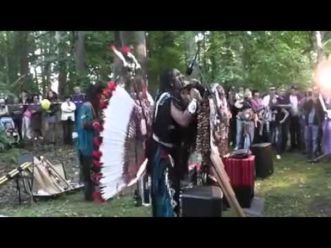 Native American Flute Performance