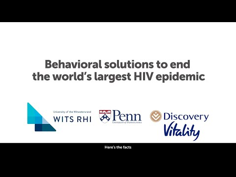 Behavioral Solutions to End the World's Largest HIV Epidemic