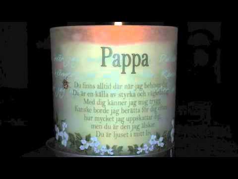grattis pappa på födelsedagen Grattis bästa pappa!   YouTube grattis pappa på födelsedagen