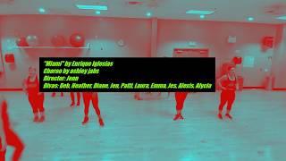 Move to Miami - Enrique Iglesias  | Dance Fitness | ashley jabs
