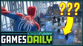 Spider-Man Devs Respond To Puddle Complaints and Downgrade Claims - Kinda Funny Games Daily 08.31.18