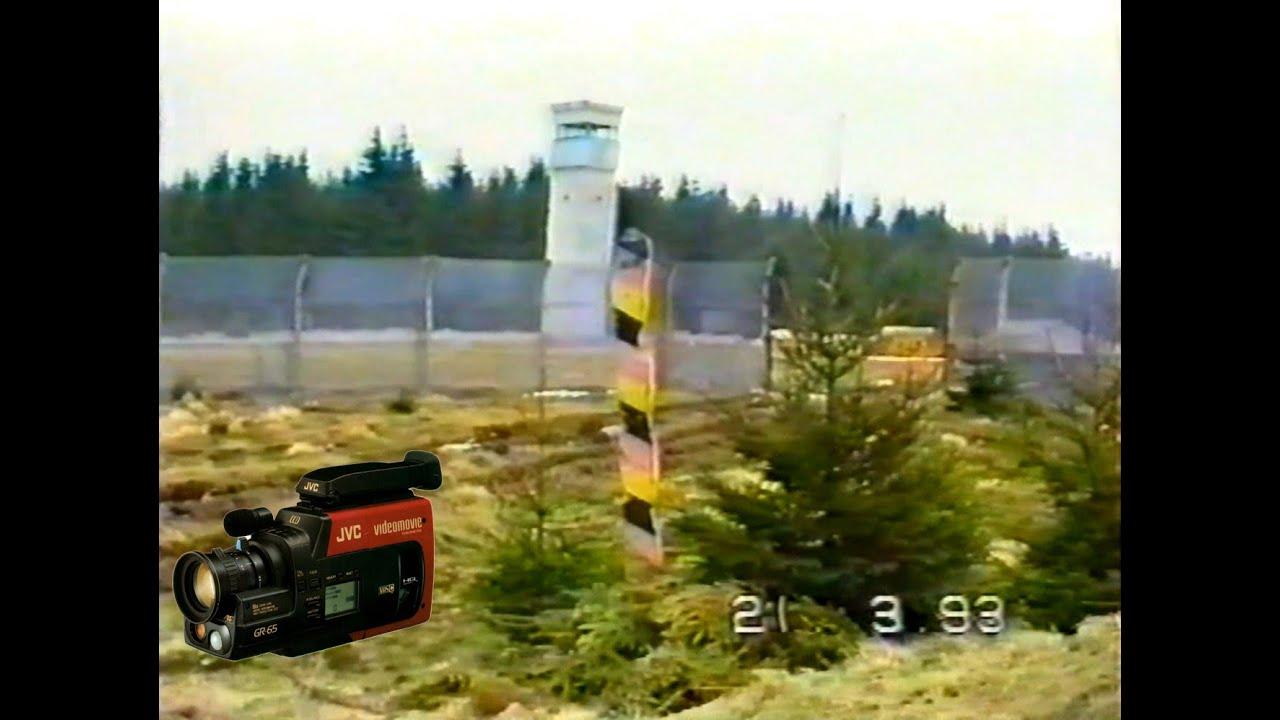 Brocken En De Oude Ddr Grens 21 03 1993 Brocken And The