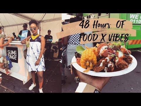 DSTV Delicious Food Festival   WEEKLY VLOG