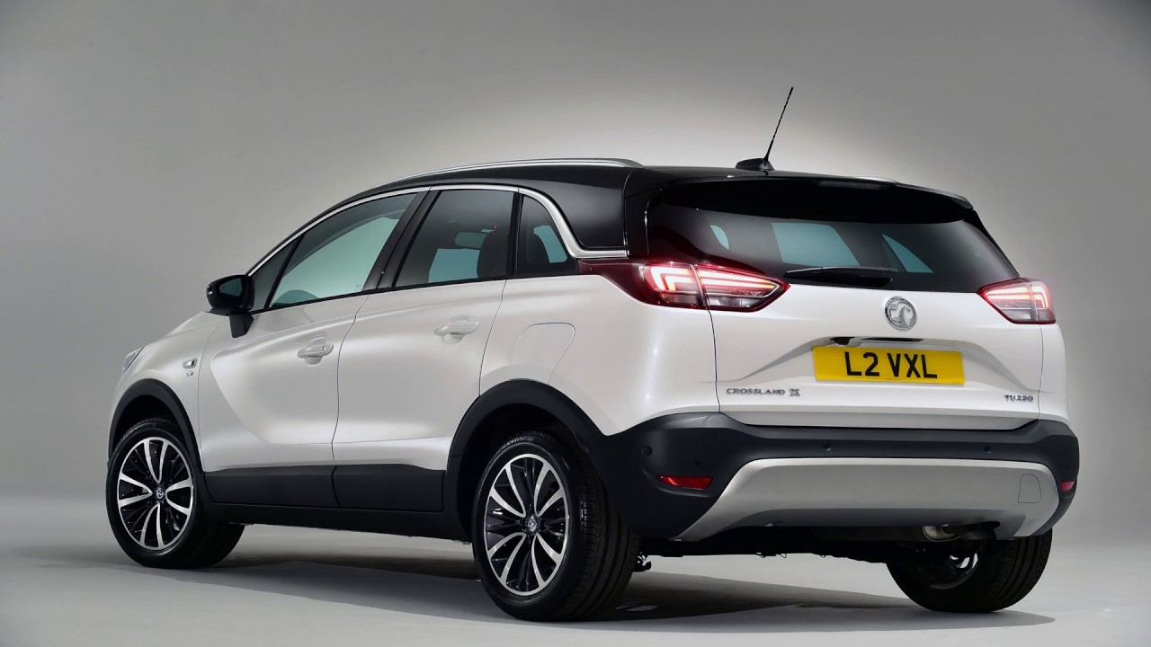 new 2017 vauxhall crossland x suv prices and specs revealed youtube. Black Bedroom Furniture Sets. Home Design Ideas