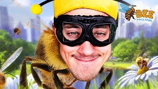 Hänno Honigbiene sticht dir in den Nacken! | Bee Simulator