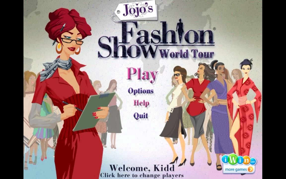 Jojo 39 S Fashion Show Music Paris Youtube