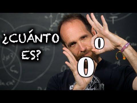 ¿CUÁNTO ES CERO ELEVADO A CERO? | El Vídeo Que Tu Profe De Matemáticas ¡no Quiere Que Veas!