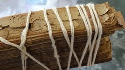 Palmblattbibliotheken Indiens Teil 1