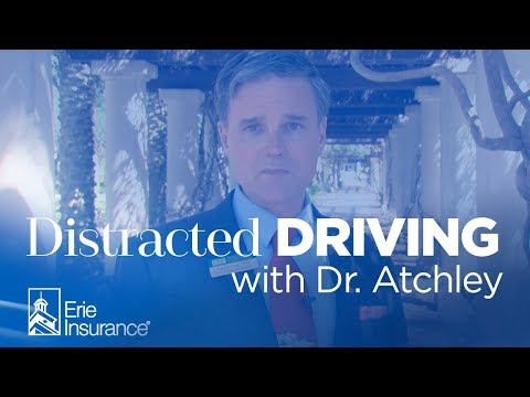 Dr. Paul Atchley provides tips to stay alert at the wheel.