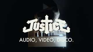 Justice - Audio Video Disco