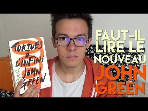 FAUT-IL LIRE LE NOUVEAU JOHN GREEN ? | Tortues à l'infini 🐢