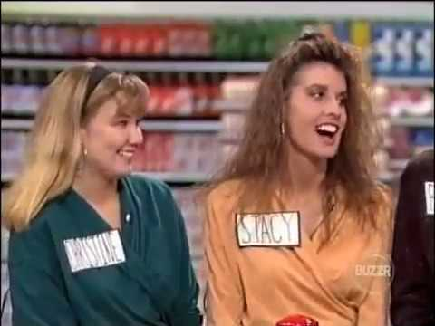 Supermarket Sweep   Christine & Stacy  Brian & Debbie  Shelia & Anya