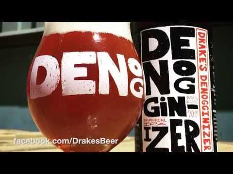 Tolbert's Beer Reviews: Drake's Denogginizer