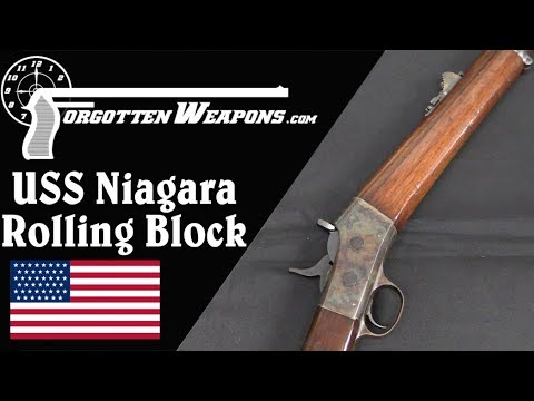 Strange History: A Remington Rolling Block From the USS Niagara