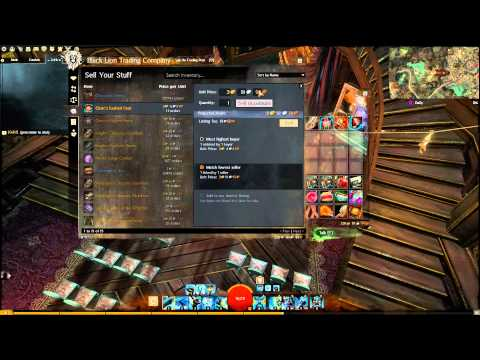 Guild wars 2 - 25 % fast trade in trading post